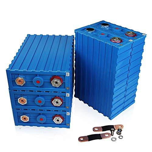 QMRePow 16PCS 3.2V CALB 200 Ah LiFePO4 Batterie SE200 Lithium-Eisen-Phosphate12V 48V 24V400AH Packs Solarbatterie EU US Tax Free