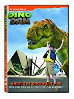 Dino Dan: Where the Dinosaurs Are [DVD] [Import]