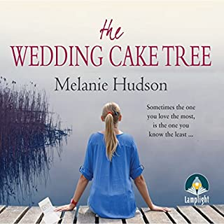The Wedding Cake Tree                   By:                                                                                                                                 Melanie Hudson                               Narrated by:                                                                                                                                 Gabrielle Glaister                      Length: 11 hrs and 13 mins     187 ratings     Overall 4.3