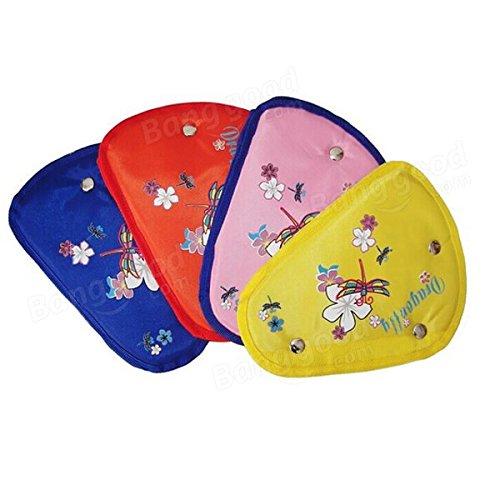 Bazaar Dispositif de fixation triangulaire pour ceinture de sécurité pour enfants