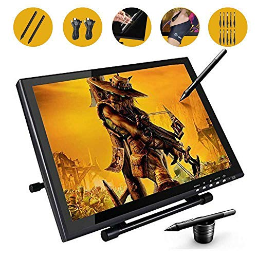 Ugee 1910B Pen display Drawing monitor Graphics Tablets with 2048...