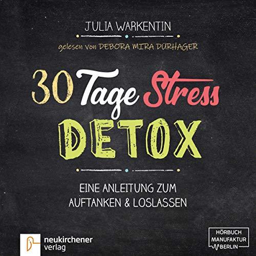 30 Tage Stress-Detox Titelbild