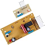 Wadoy 4389102 Refrigerator Ice Maker Sensor Control Board Kit Replacement for Whirlpool Kenmore W10757851 2198586 W10193840 ADC9102