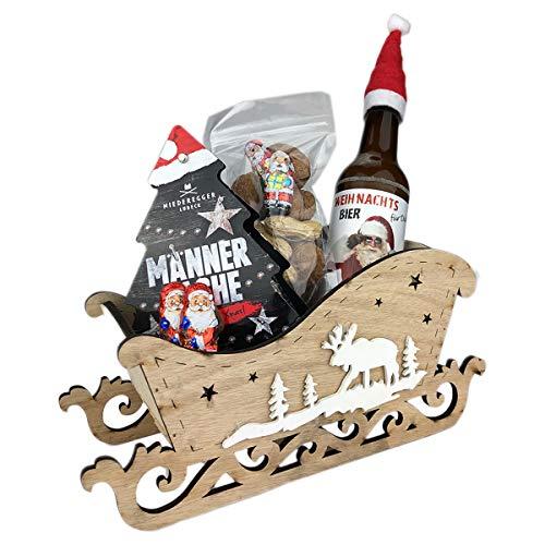 X-MAS-Geschenke/Schlitten/Schokolade/Geschenke/Auswahl/Weihnachten/Nikolaus, Auswahl:Geschenk 4