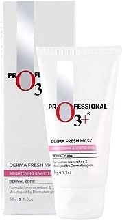 O3+ Derma Fresh Mask for Brightening & Whitening Skin, 50g