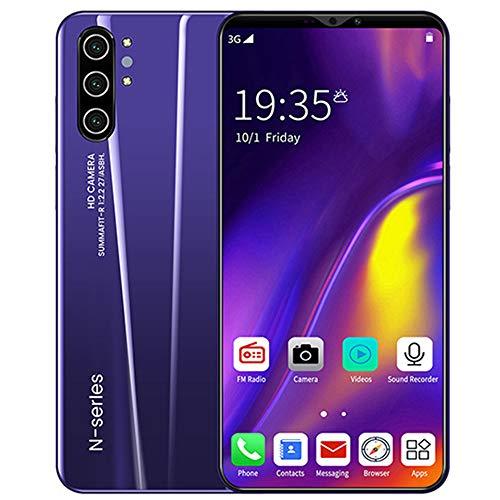 smart phone Teléfono Elegante Teléfono Elegante de Android del teléfono móvil de la Pantalla Grande HD del teléfono Inteligente de 5,8 Pulgadas