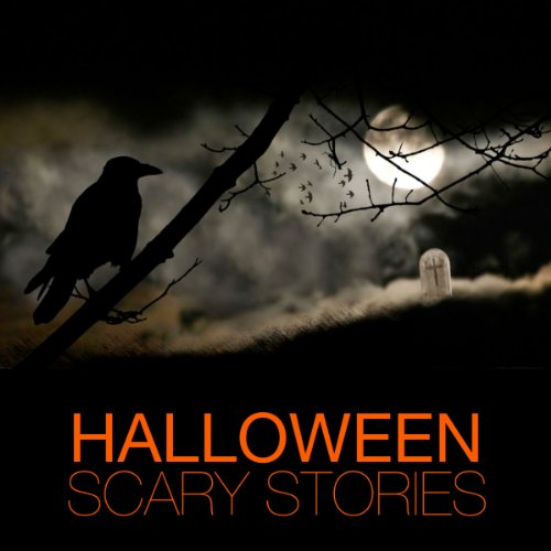 Halloween Scary Stories cover art