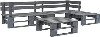 Mejor Muebles Exterior Palets de 2020 - Mejor valorados y revisados