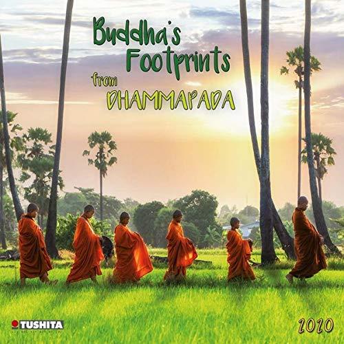 Buddha's Footprints 2020: Kalender 2020 (Mindful Edition)