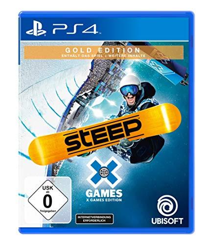 Steep X Games Gold Edition - PlayStation 4 [Importación alemana]