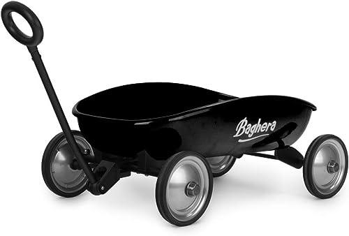 Baghera 00855 - Handwagen, Schwarz