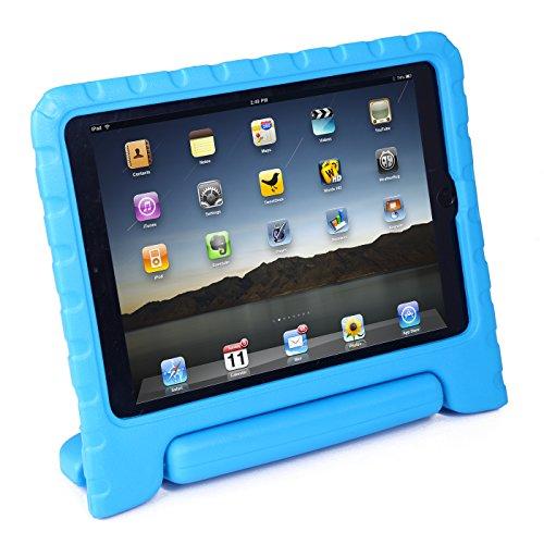 HDE HDE-C370-2015 Tablet-Schutzhülle, Apple iPad Air 2, blau