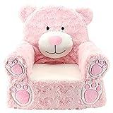 Animal Adventure | Sweet Seats | Character Chair | Pink Bear