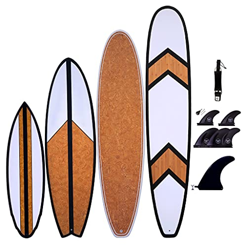 """South Bay Board Co. 6'6"""" Fish Beef Pro"""