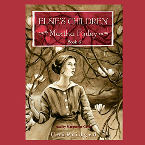 Elsie's Children audiobook cover art