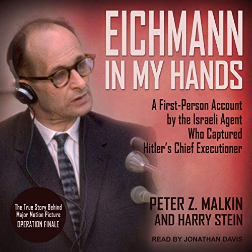 Eichmann in My Hands cover art