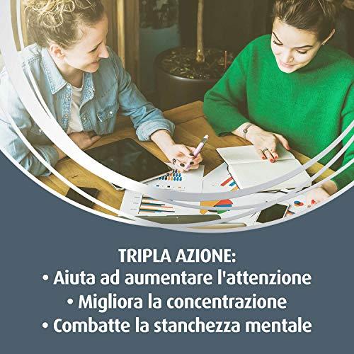 Supradyn Ricarica Mentale - Integratore Multivitaminico per Attenzione e Concentrazione - 10 Compresse Effervescenti Gusto Acerola