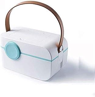 AINIYF Multi-Layer Medicine Box Multi-Function Medical Box Medicine Storage Box Portable First Aid Kit (Color : White)