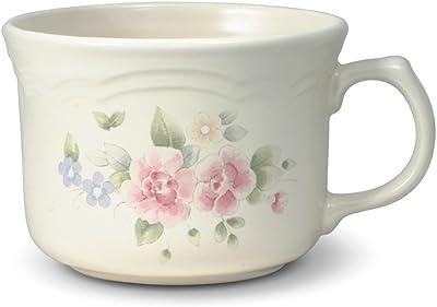 Pfaltzgraff Tea Rose Jumbo Soup Mug, 24-Ounce