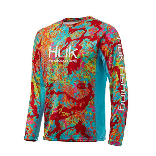 Huk Men's Kryptek Icon X Long Sleeve | Long Sleeve