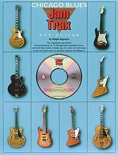 Jam Trax Chicago Blues For Guitar