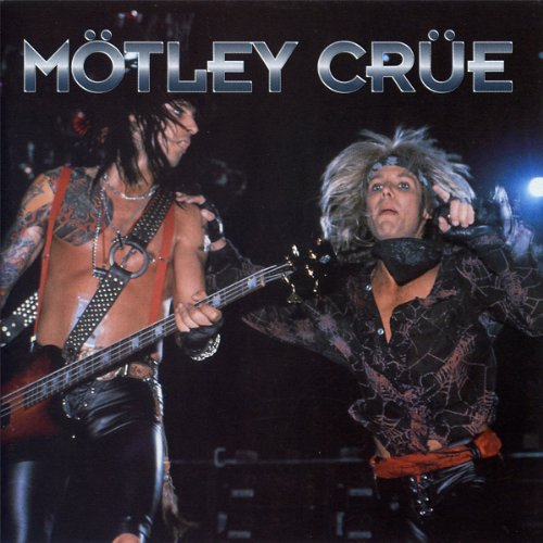Motley Crue: A Rockview Audiobiography audiobook cover art