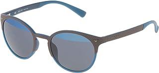 Police - SPL162V50MB6H Gafas de sol, Azul, 50 Unisex