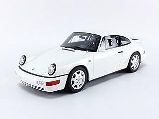 GT-SPIRIT 1/18 911 964 CARRERA 4 LIGHT WEIGHT 1991 WHITE GT319