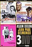 Pack Alain Delon + J.P. Belmondo [DVD]