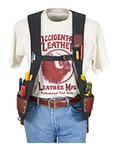 Occidental Leather 2500 Stronghold Suspenda Vest