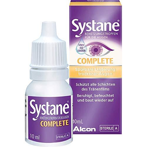 Systane complete Benetzungstropfen für die Augen, 5 ml Lösung