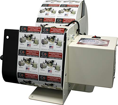 Take-a-Label TAL-750HD Label Dispenser with Photo Cell Sensor, Model Number: 72611 02