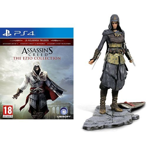 Assassin's Creed: The Ezio Collection + Assassin's Creed Figura Maria (Ariane Labed)