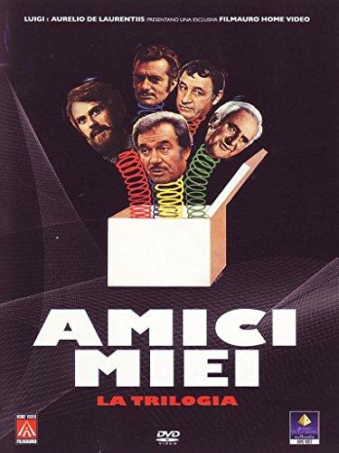 Amici Miei La Trilogia (Box 3 Dvd)