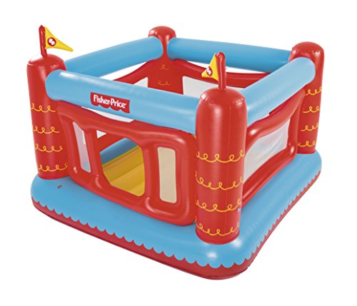 Castillo Hinchable Bestway Fisher Price Bouncetastic