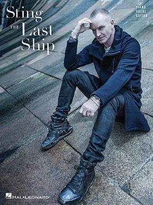 [(Sting: The Last Ship)] [Author: Hal Leonard Publishing Corporation] published on (July, 2014)