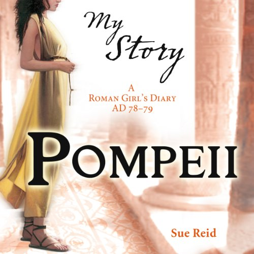 My Story: Pompeii cover art