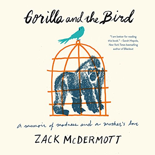 Gorilla and the Bird audiobook cover art