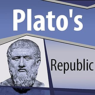 Plato's Republic cover art