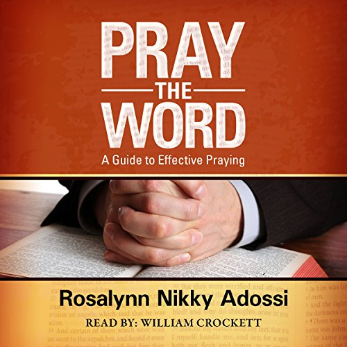 Pray the Word audiobook cover art