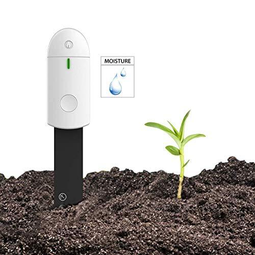 Best Price Coherny Smart Home Soil Moisture Meter for Indoor Plants/Outdoor Plants with Light Indica...