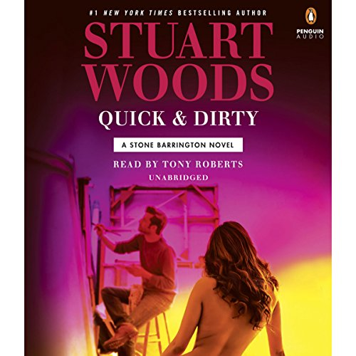 Quick & Dirty audiobook cover art