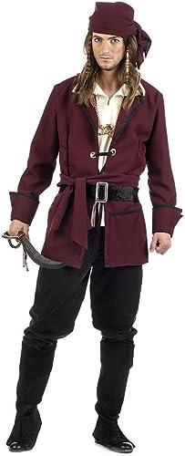 Limit Sport Kostüm Pirat, Größe L (Henry ma409)