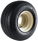 Kenda Hole-N-1 Stone Beige 8' x 7' 4-Hole Wheel and (18/8.50-8) Tire Combination