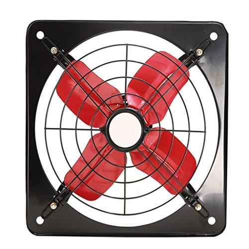 LITING Ventilador de ventilación doméstico Potente Extintor Ventana de la Cocina Extintor de 12 Pulgadas Baño Principal extractora de Humo Extintor