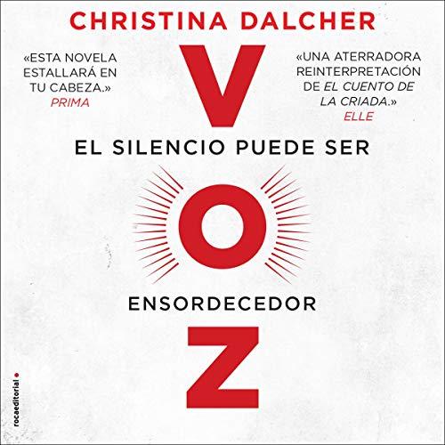 Voz [Voice] Audiobook By Christina Dalcher, Ana Herrera cover art