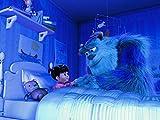 Rompecabezas de 1000 piezas - Monsters Inc, obra de arte del juego de rompecabezas para adultos, adolescentes, rompecabezas de piso de impresión de alta definición multicolor (75x50cm)