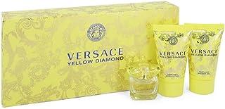 Versace Yellow Diamond By Versace For Women - 2Pc Gift Set