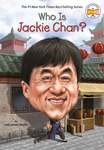 Who Is Jackie Chan? (Who Was?) (English Edition)