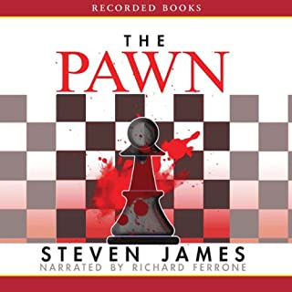 The Pawn audiobook cover art
